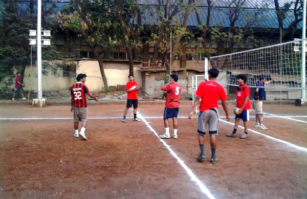 IEOR's Volley Ball Team 2010